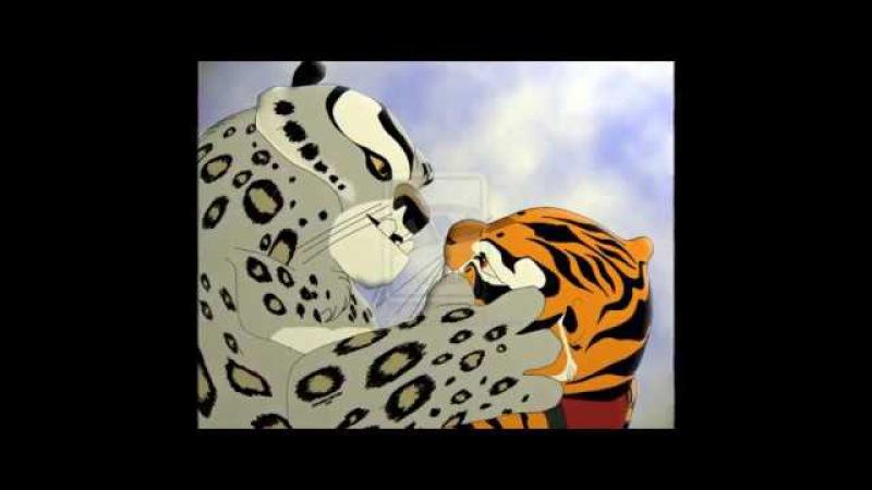 Tai Lung/Tigress Тай Лунг/Тигрица