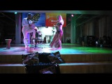 Tabla improvisation - Anna Kopylova with Orhan Ismail, DRUM HOT PARTY 2017