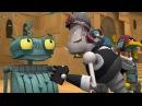 Мультфильм для детей про роботов- Храброе сердце – Чужеземец – О рыцарях