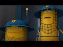 Мультфильм для детей про роботов- Храброе сердце –Тотальное невезение – О рыца ...
