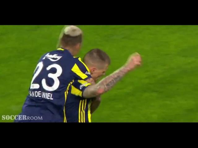 Martin Skrtel Amazing Solo Goal | Fenerbahce vs Konyaspor 1-1| HD