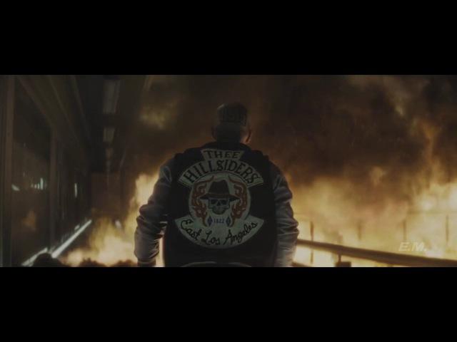 Suicide Squad. El Diablo shows his power
