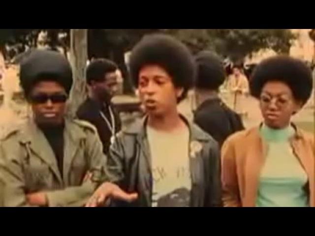 Black Panthers - France (1968)[documentary by Agnès Varda]