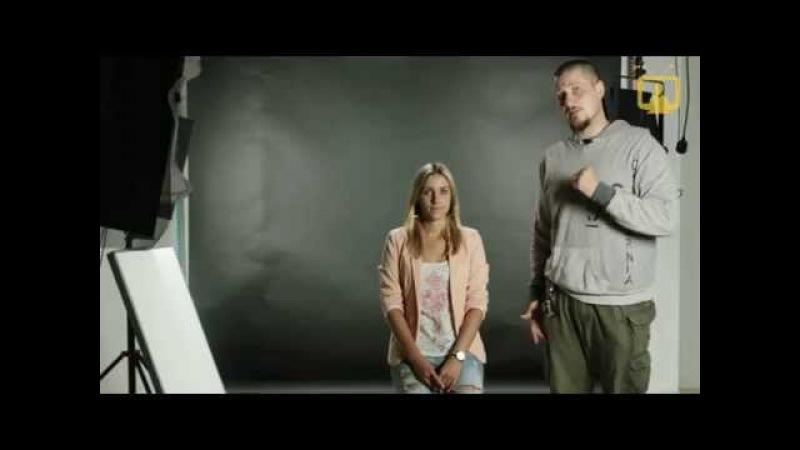 Заполняющий свет Как снимать видео VideoForMe видео уроки
