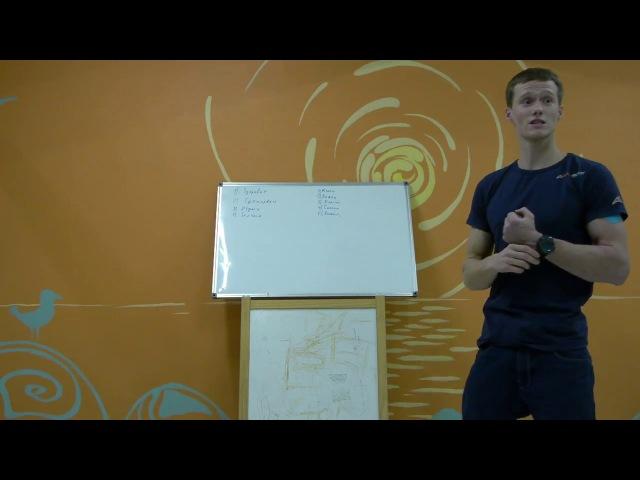 Мастер-класс для скалолазов от Алексея Рубцова, часть1 Т18