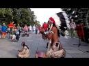 Зрители потеряли дар речи, когда этот мужчина из индейского племени начал играть