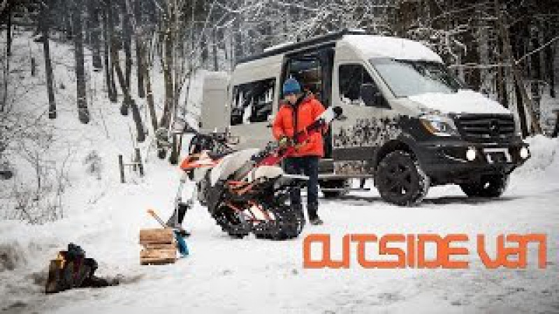 OSV | Timber Den | 4x4 MB 144 2500 Sprinter