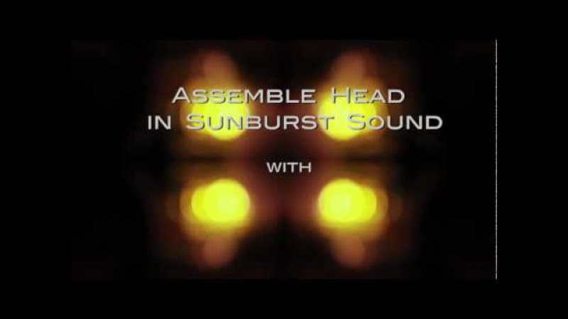 Assemble Head In Sunburst Sound East Coast Summer Tour 2012