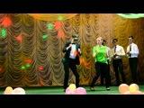 Музыкальный номер Анна Попова+Парни из школьной команды КВН