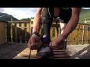 Как завязать шнурки на трейловых кроссовках и ещё несколько мелочей