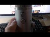 Обзор микрофона Blue Yeti! Школа Ютуб - YouTube