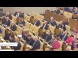 Жириновский про 282. Полное выступление в Госудуме 18.01.17