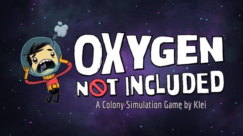 Играю в Oxygen Not Included