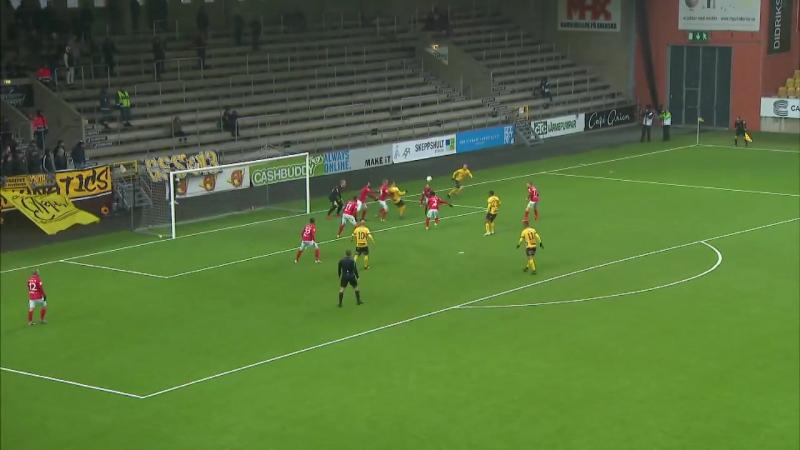 Кубок Швеции 2016/17 : Elfsborg Borås 6-1 Falkenberg