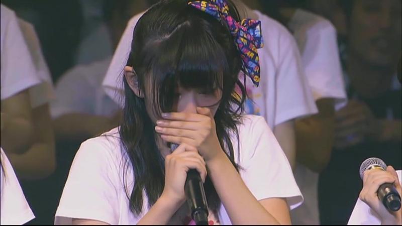 NMB48 6th Anniversary LIVE in Kobe World Kinen Hall 2016 10 19 Часть 2