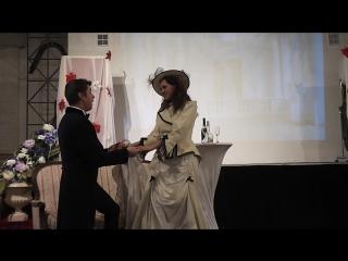 Дуэт Графини и Мистера Икс из оперетты И.Кальмана