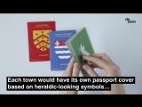 Как должен выглядеть документ гражданина Великобритании после Брекзита