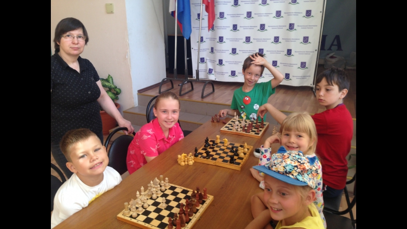 Шахматы в галерее Львовского дворца по средам с 12.00 до 14.00