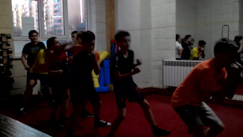 Юные боксеры РИМ-АТЛЕТИК