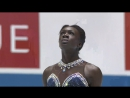 World Team Trophy 2017. Ladies - FР. Mae Berenice MEITE