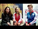 Софья Шевченко / Игорь Еременко RUS Ice Dance - Short Dance - Zagreb 2017