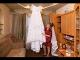 Волнительные моменты утренних сборов жениха и невесты