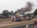 Peterbilt 352 Cabover Truck Pull Morley, MI