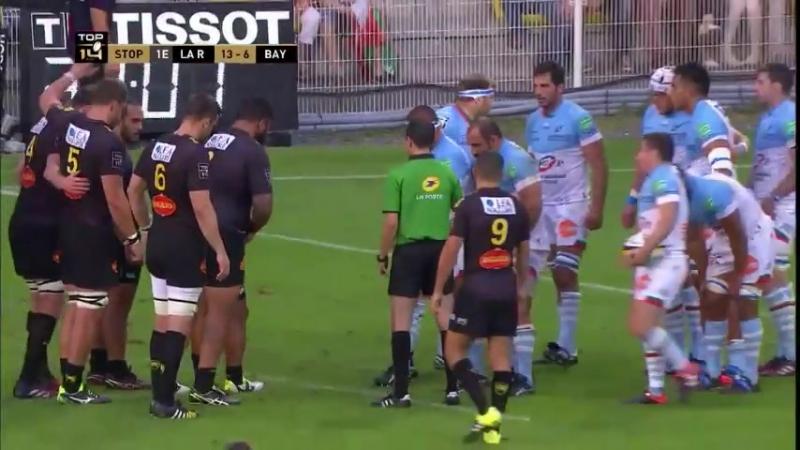 TOP 14 - Round 6 - La Rochelle v Bayonne, 24.09.2016