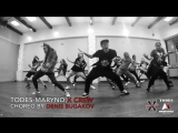 TODES-Maryno,X CREW,Locking class by DENIS BUGAKOV,music #ltune