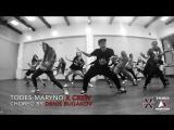 TODES-Maryno,X CREW,Locking class by DENIS BUGAKOV,music #ltune