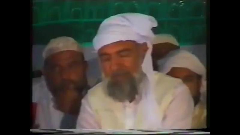 The teaching of His Holiness Riaz Ahmed Gohar Shahi Mehfil e Durood Sharif