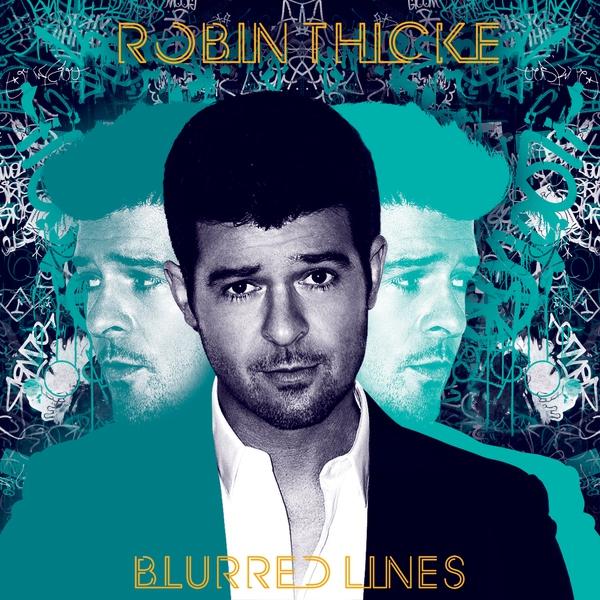 Blurred lines скачать песню
