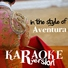 Ameritz spanish karaoke