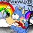 SCREW WALKER - Summer