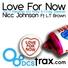 Nicc Johnson - Love for Now (feat. L.T Brown) [Nicc Johnson & Beatmaster G Remix]