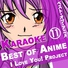 I Love You! Project - Yura Yura (From Naruto) [Karaoke Version] [Originally Performed By Hearts Grow]