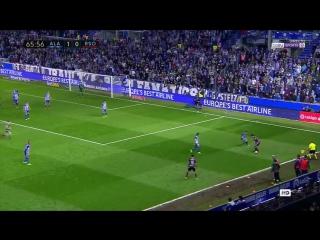 Алавес - Реал Сосьедад 1:0 видео
