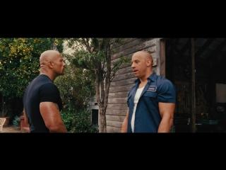 Форсаж 6: Управление на себя / Fast & Furious 6: Take Control 2013 фильм про гонки
