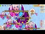 Агарио - Голодные Игры - 1200 уровень!