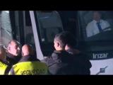 Как поступил Роналду, когда его фаната схватили охранники