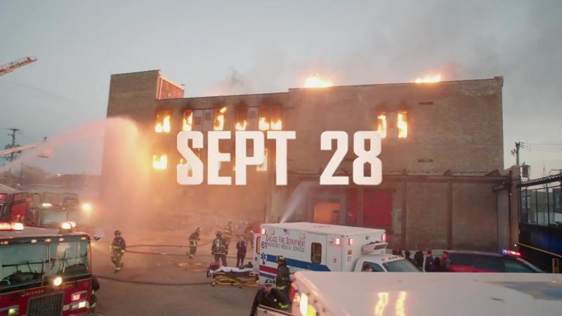 Пожарные Чикаго / Chicago Fire - Промо 6-го сезона (2017)
