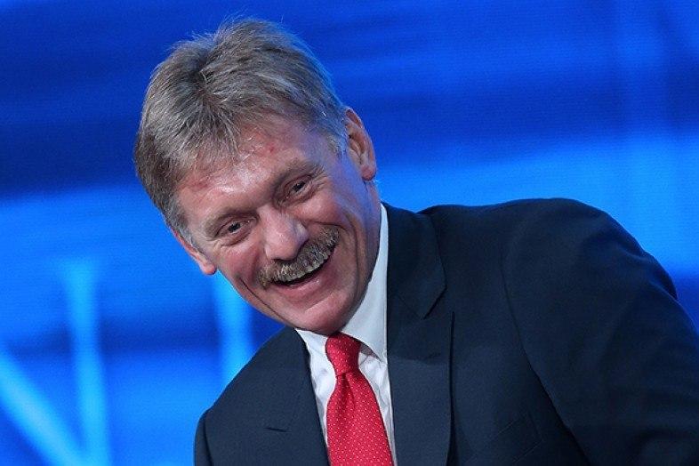Песков: «Я прямо из Луганска сейчас звоню»