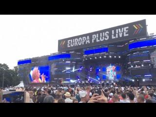 29 Июля Лужники, EUROPA PLUS LIVE, Oceana - Cry Cry