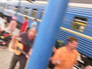 Крым. Симферополь. Вокзал. Май. 2012