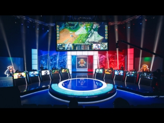 Добро пожаловать на Студию Континентальной лиги League of Legends!