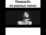 Разные песни под музыку из Despacito
