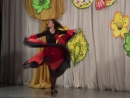 """Цыганский танец """"Пламя в душе""""(конкурс """"Звёздочки Тамбовщины"""")"""