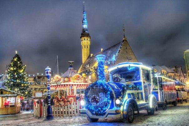Новый год в скандинавии из минска
