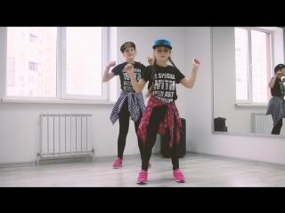 Timbaland & Justin Timberlake - Carry Out choreography by Veronika Karare - Open Art Studio