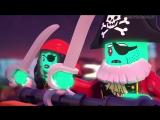 Лего Скуби-Ду Улётный пляж (2017) HD